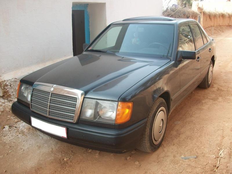 En route vers le sahara, avec ma Mercedes!  100_4114