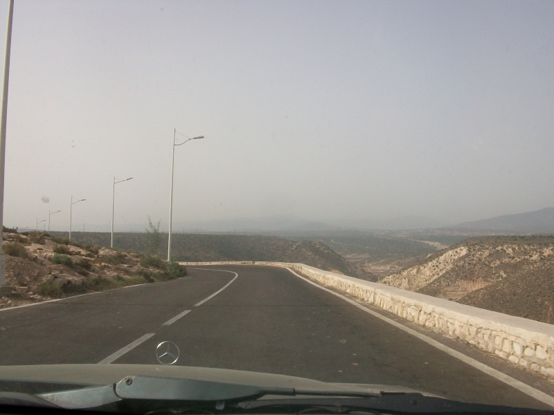 En route vers le sahara, avec ma Mercedes!  - Page 2 100_4134