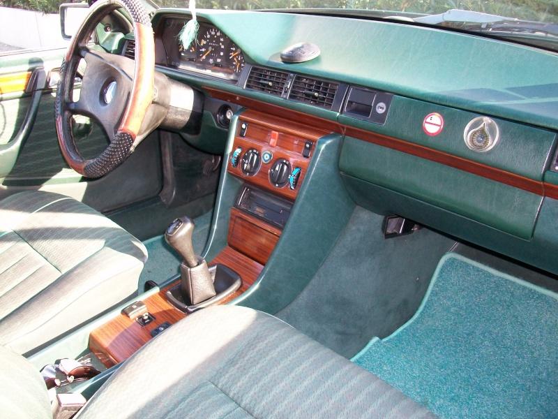 [Présentation] Ma Mercedes, vert malachite..  100_4711