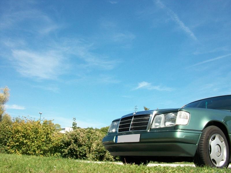 [Présentation] Ma Mercedes, vert malachite..  100_4713