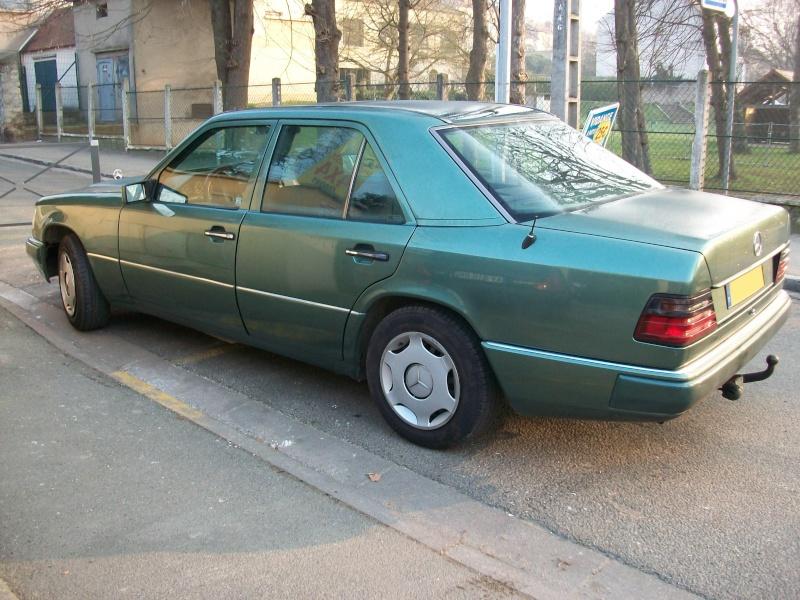 [Présentation] Ma Mercedes, vert malachite..  100_5112