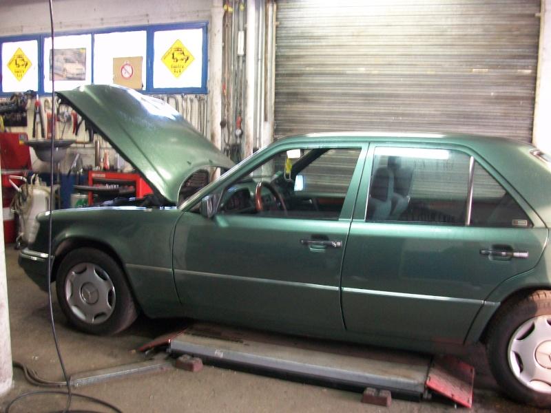 [Présentation] Ma Mercedes, vert malachite..  100_5114