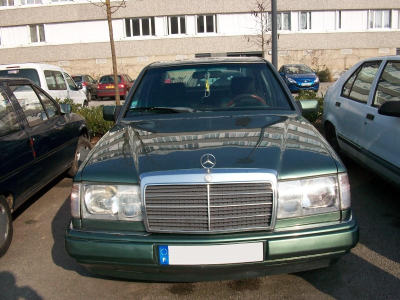 [Présentation] Ma Mercedes, vert malachite..  100_5116