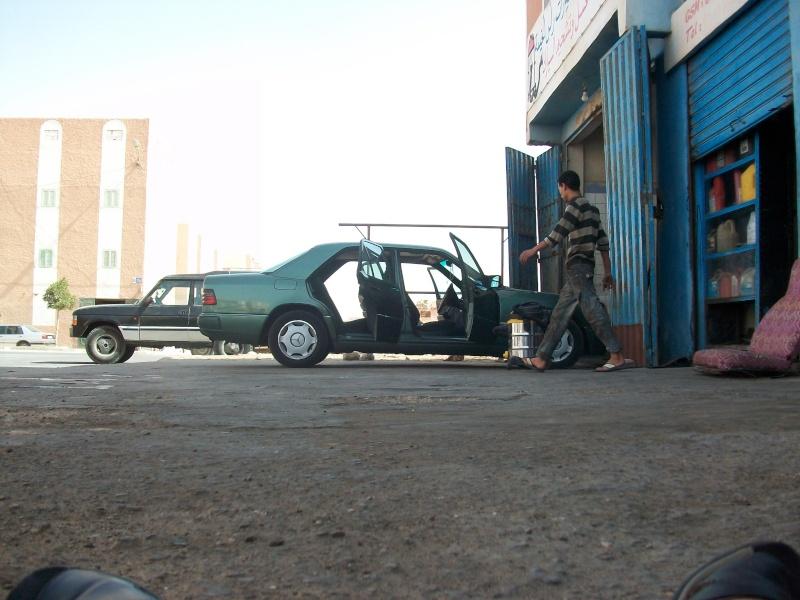 En route vers le sahara, avec ma Mercedes!  - Page 3 Img11410