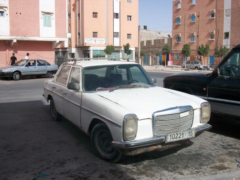 En route vers le sahara, avec ma Mercedes!  - Page 3 Img11610