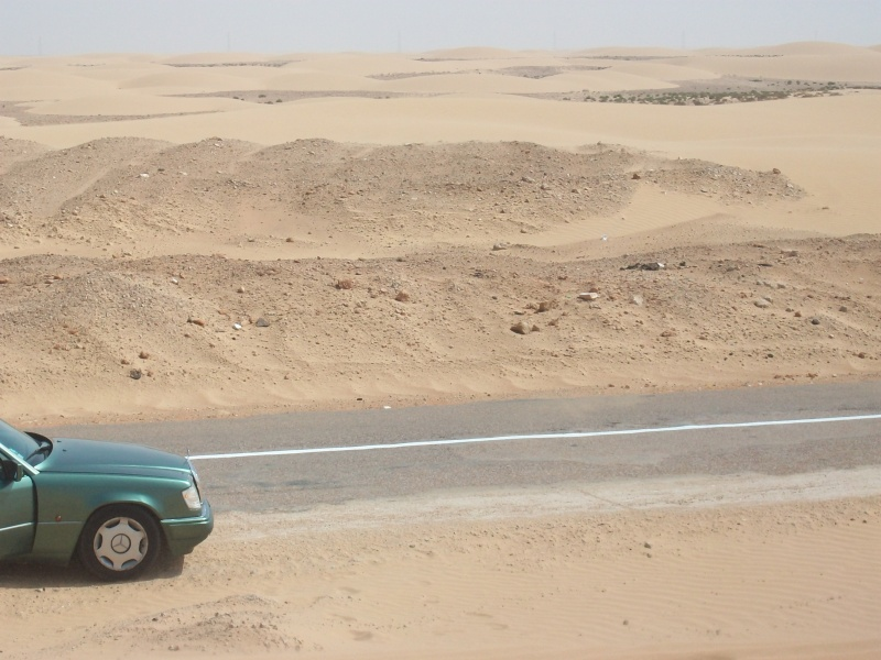 En route vers le sahara, avec ma Mercedes!  - Page 2 Img86110