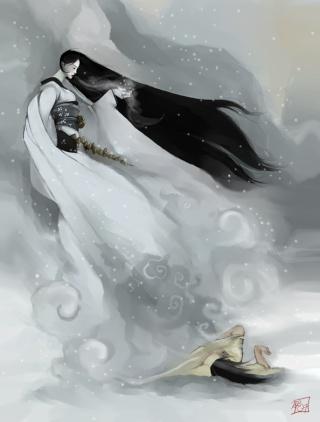 The Snow Bride (Yuki Onna) Yukion10