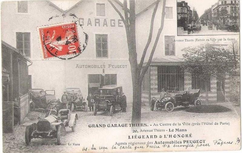 Garages Peugeot Garage11