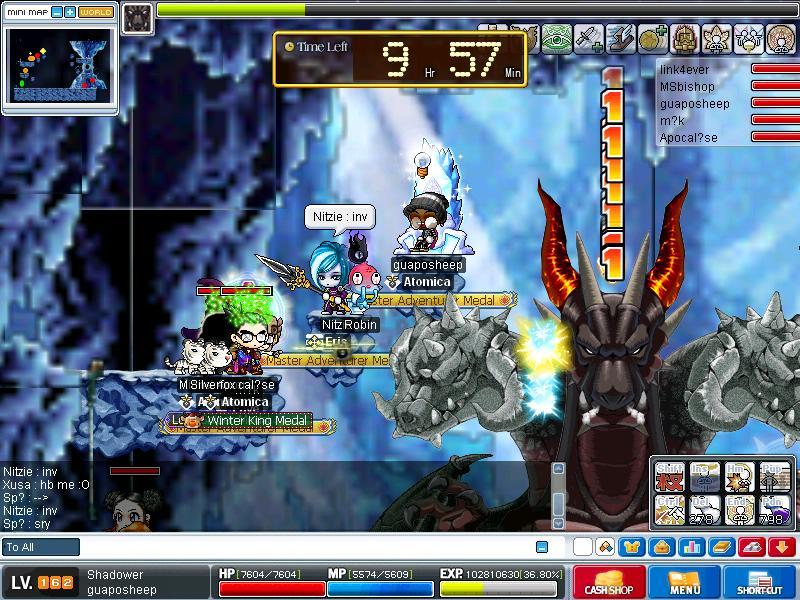 Atomica HT!! Maple013