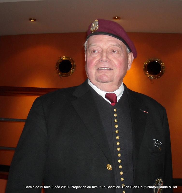 DIEN BIEN PHU 1954 - LE SACRIFICE -8 décembre 2010 à 20h30 club de l'ETOILE - le Film Philippe DELARBRE réalisateur- Le Colonel Jacques ALLAIRE interviendra 2010_112