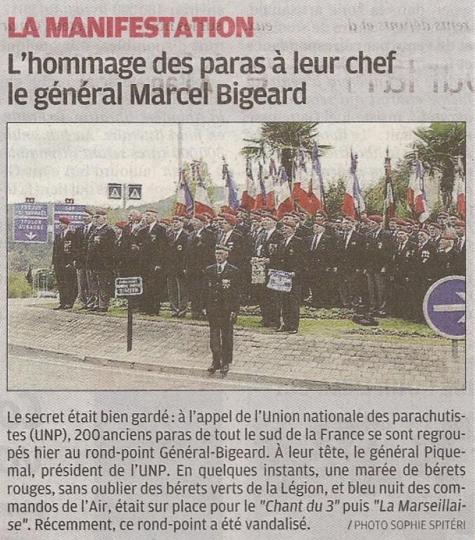 BIGEARD Marcel - général - grand soldat meneur d'hommes INDO et Algérie jusqu'en 1959 - Page 5 Journa10