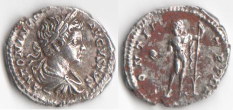 Vente de deniers romains 00110