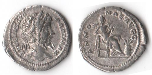 Vente de deniers romains 00310