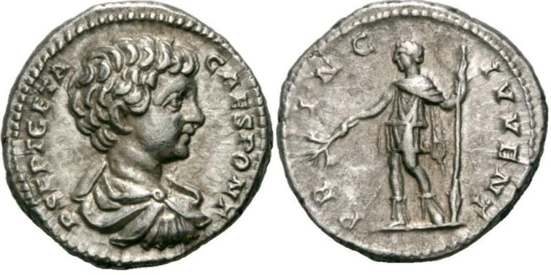 Vente de deniers romains 00410