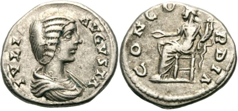 Vente de deniers romains 00810