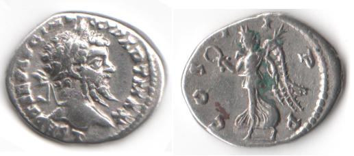 Vente de deniers romains 00910
