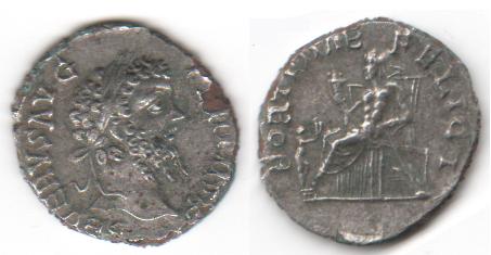 Vente de deniers romains 01010