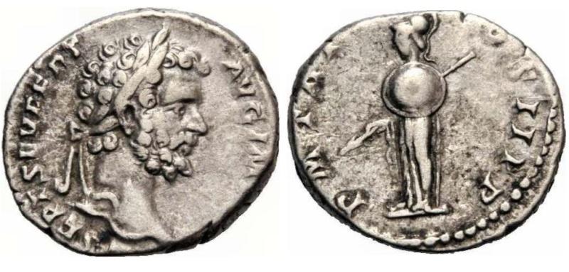 Vente de deniers romains 01710