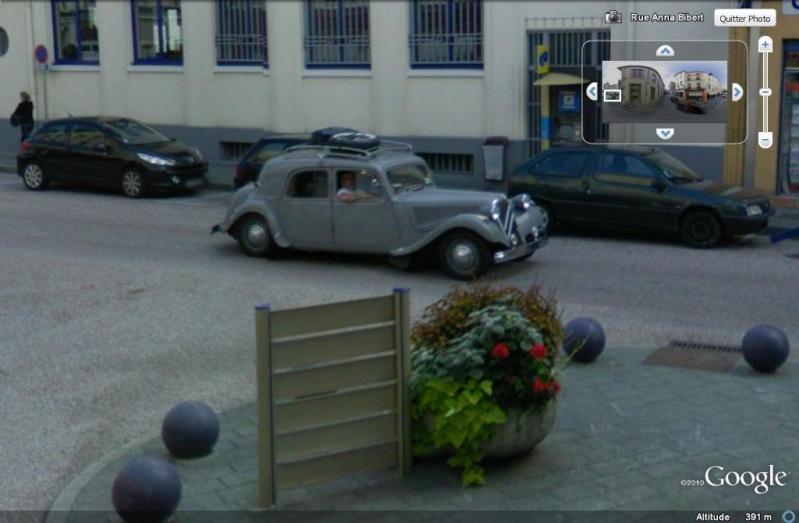 STREET VIEW : belles voitures (France) - Page 7 Belles10
