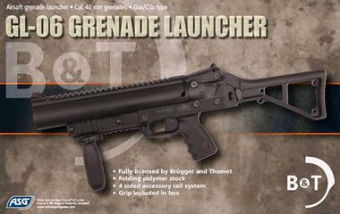 ActionSportGames : B&T GL-06 & US M60E4/MK43 Bt-gl-10