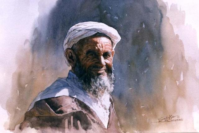 Les Peintres Orientalistes 1 Bouham10