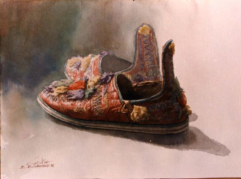 Les Peintres Orientalistes 1 Bouham14