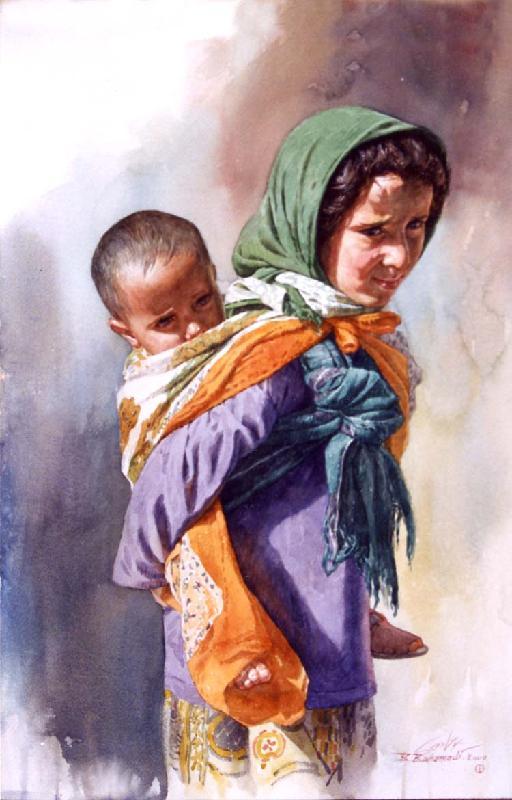 Les Peintres Orientalistes 1 Petite10