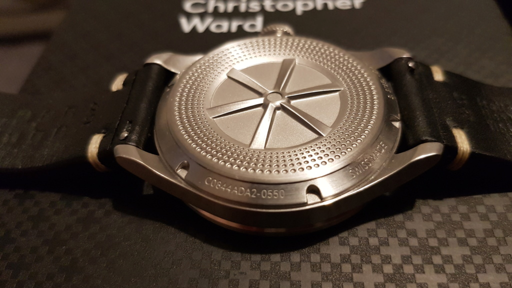 ward - [Vends-baisse de prix] Christopher Ward c8 flyer automatique.  20190423
