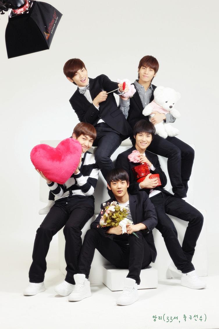 SHINee[Kpop] Shinee12