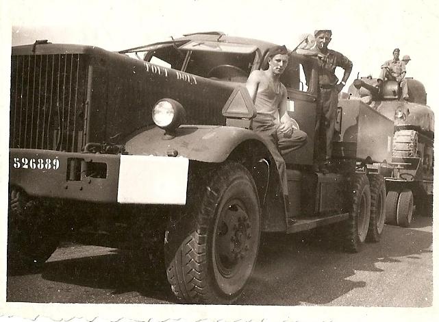 super lourd au 1/35 M 19 tank transporter soft cab Merit kits  Numari21