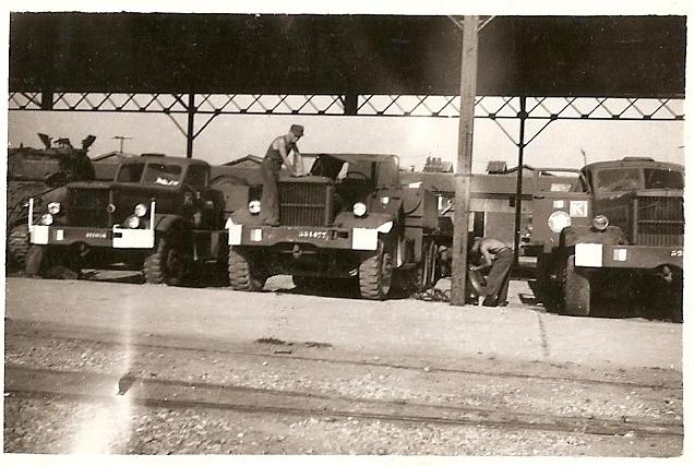 super lourd au 1/35 M 19 tank transporter soft cab Merit kits  Numari22