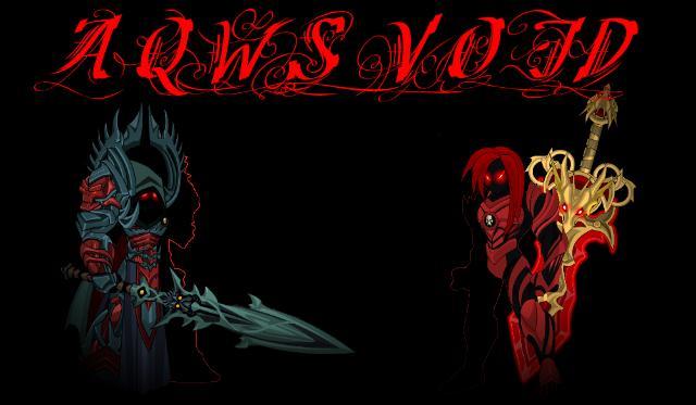 Aqworlds Void Clan