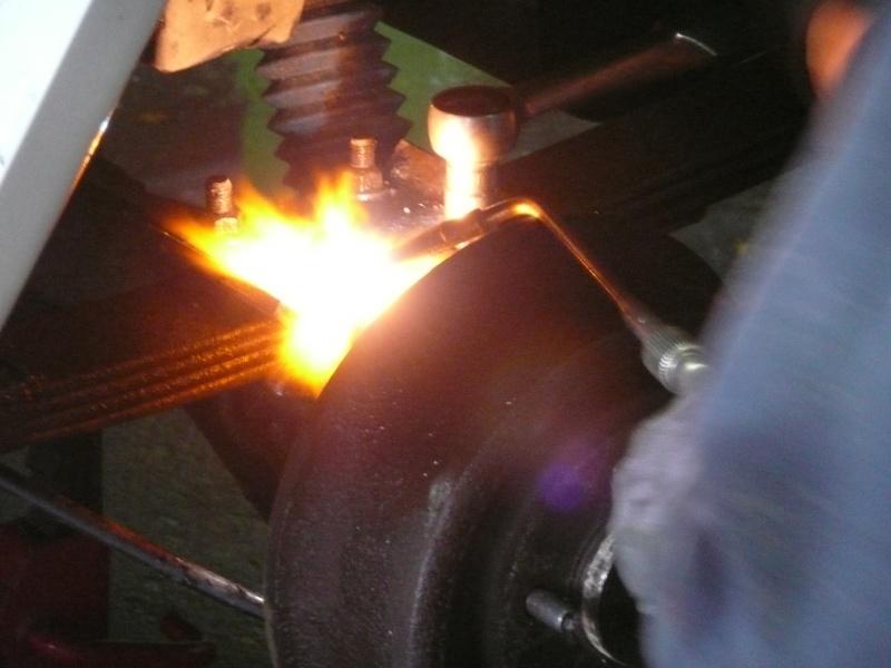 préparation et modification sur mon cherokee 2.5L Turbo D P1020712