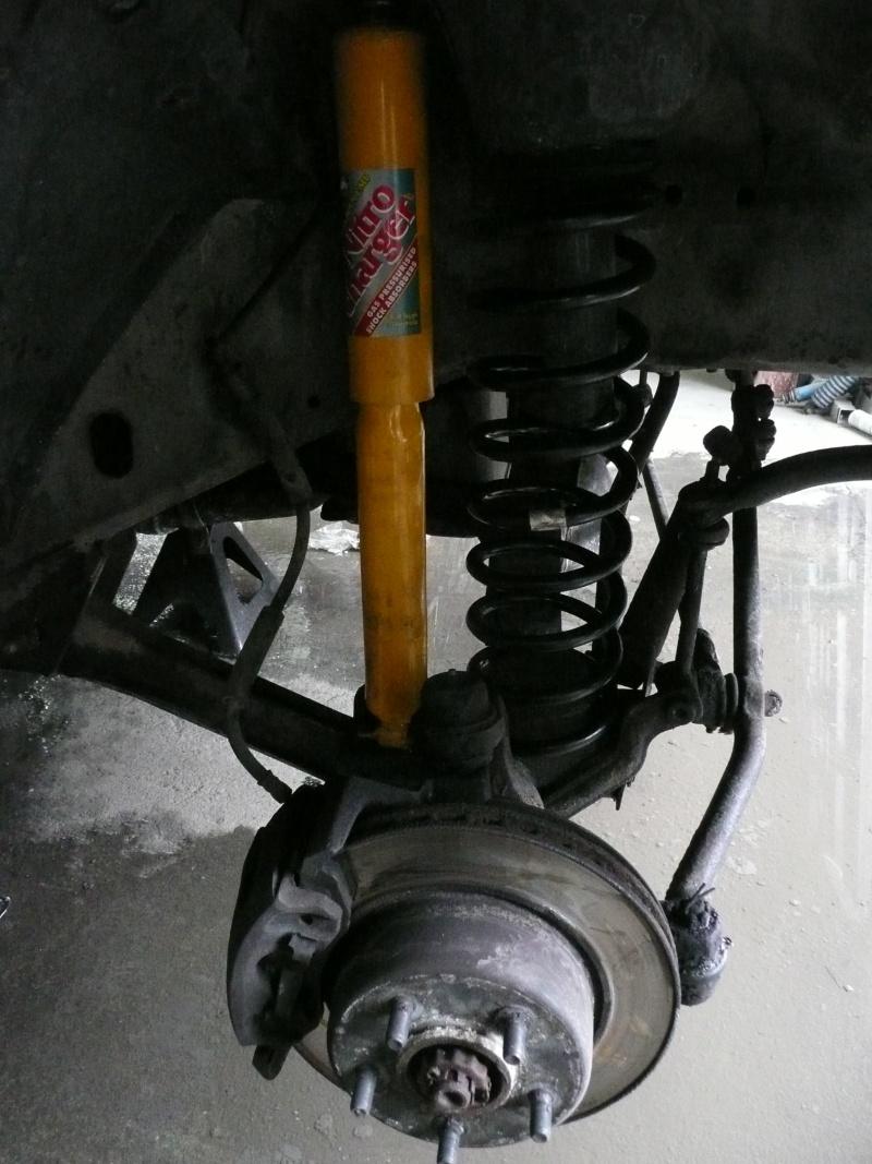 préparation et modification sur mon cherokee 2.5L Turbo D P1020810