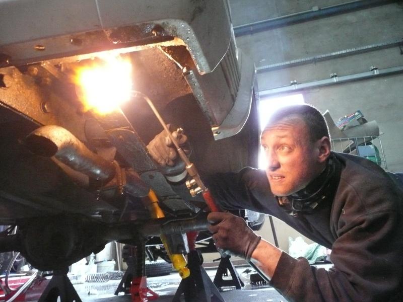 préparation et modification sur mon cherokee 2.5L Turbo D P1020811