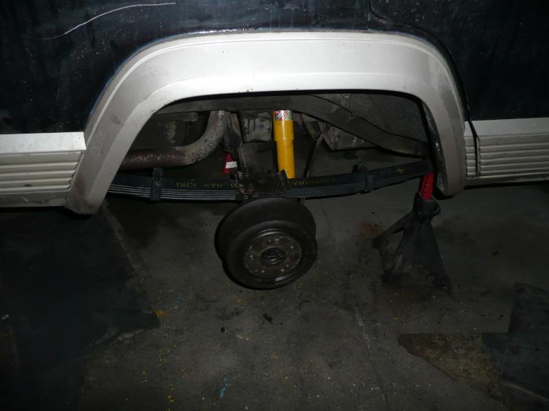 préparation et modification sur mon cherokee 2.5L Turbo D P1020813