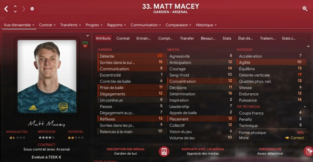 Arsenal Macey10