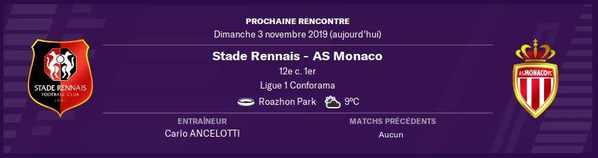 AS Monaco News !!! Rennes14