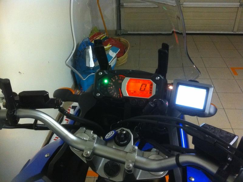 fabriquer un support GPS GARMIN NUVI 510 pour -5euros Photo10