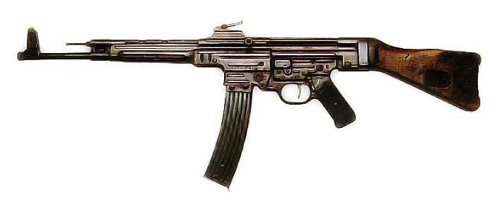 Sturmgewehr 44 Arme110