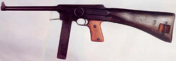 Sturmgewehr 44 Arme210