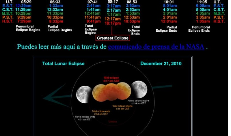 ECLIPSE DE LUNA 21 DE DICIEMBRE  2010 Eclips11