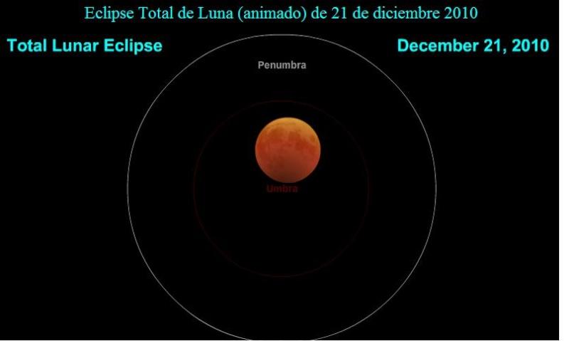 ECLIPSE DE LUNA 21 DE DICIEMBRE  2010 Luna_c10