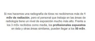 EFECTOS DE LA RADIACION  Radioa12