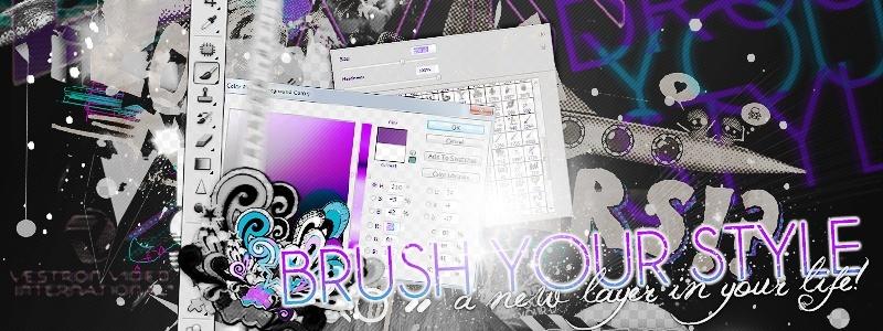 Brush Your Style - Portal Brushy10