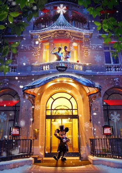 Fenêtre Magique au Plaza Athénée Disney21