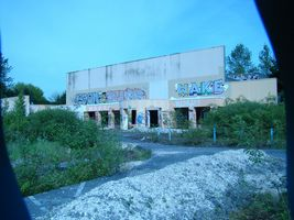 L'espace EuroDisney :ce qu'il est devenu  Eedl4210