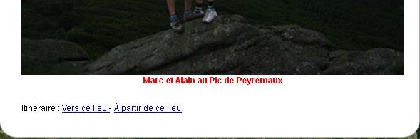 """Comment enlever la mention """"Vers ce lieu - À partir de ce lieu"""" ? [Problème Google Earth résolu] Image111"""