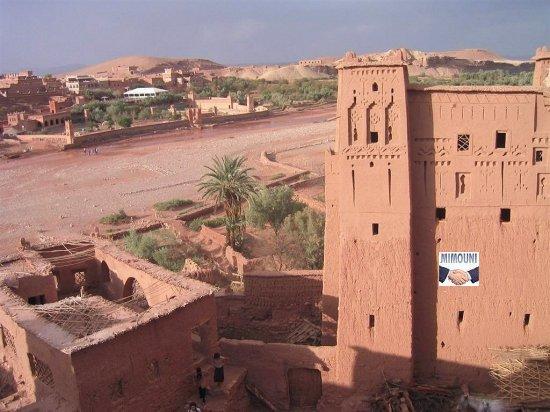 Vacances  Maroc - L'Architecture Amazigh Archit10