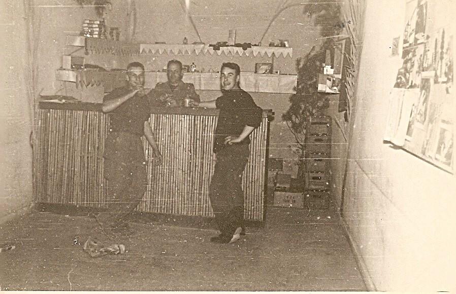 La DBFM  1er Bataillon  Poste_23